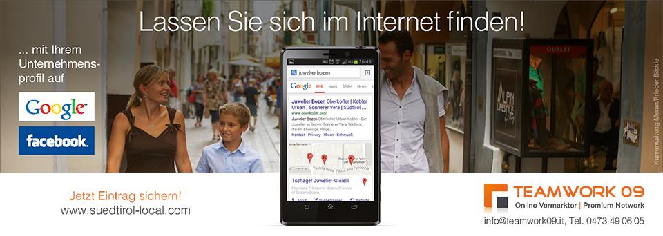 Südtirol Local So Wird Ihr Unternehmen Im Internet Gefunden